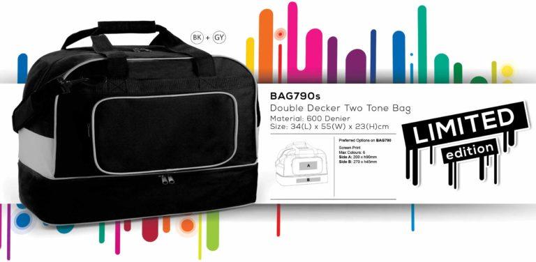 Limited Edition Tog Bag