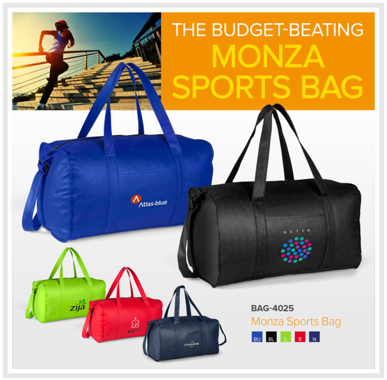 Budget Beating Monza Sports Bag