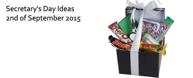 Secretary's Day Gift Ideas – 2nd of September 2015