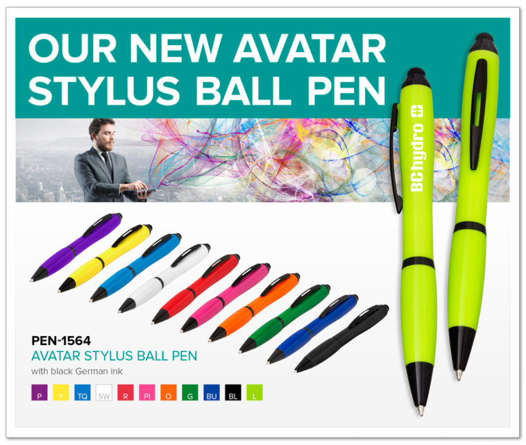 Ballpoint Pens – Promotional Gifts