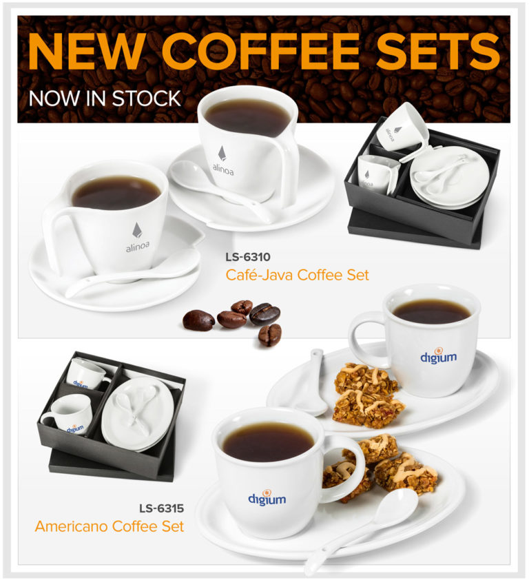 Coffee Sets – Promotional Gifts