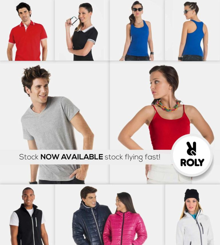 ROLY T-shirts – Promotional Clothing