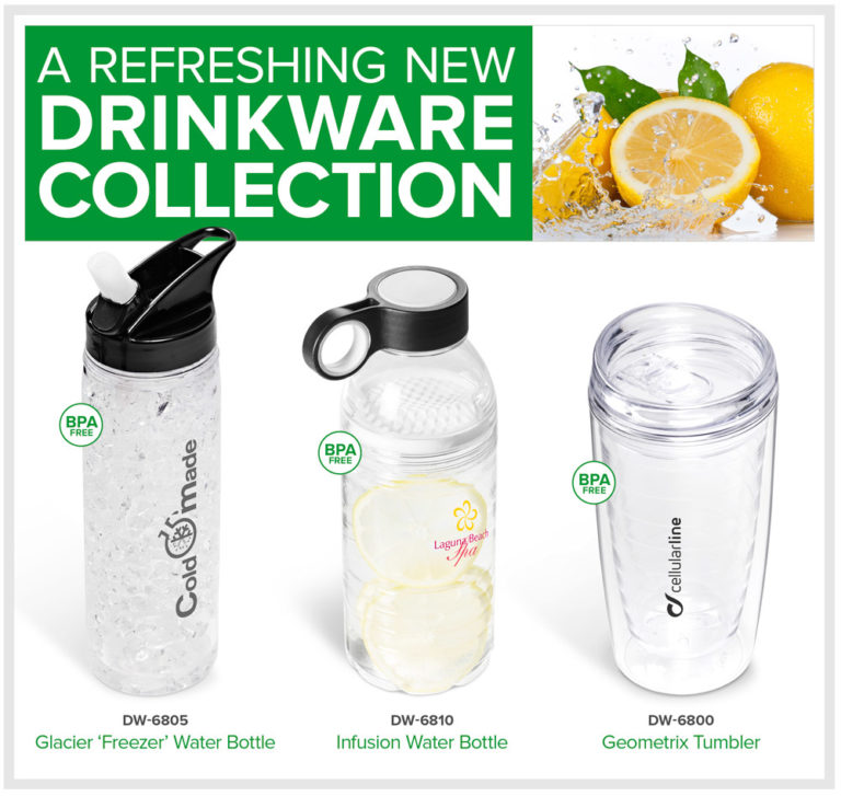 Drinkware Collection – Promotional Items