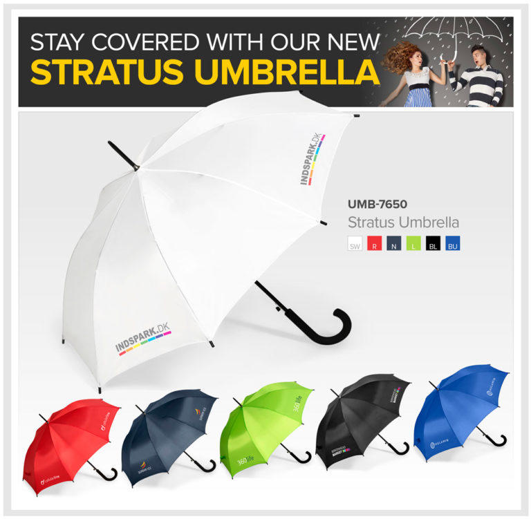 New Stratus Umbrella – Promotional Item