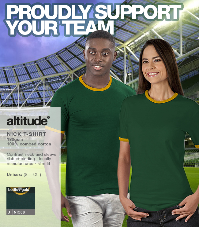 Rugby T-Shirts – Promotional Clothing