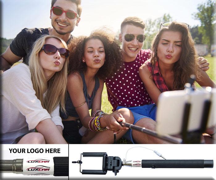 Branded Selfie Stick