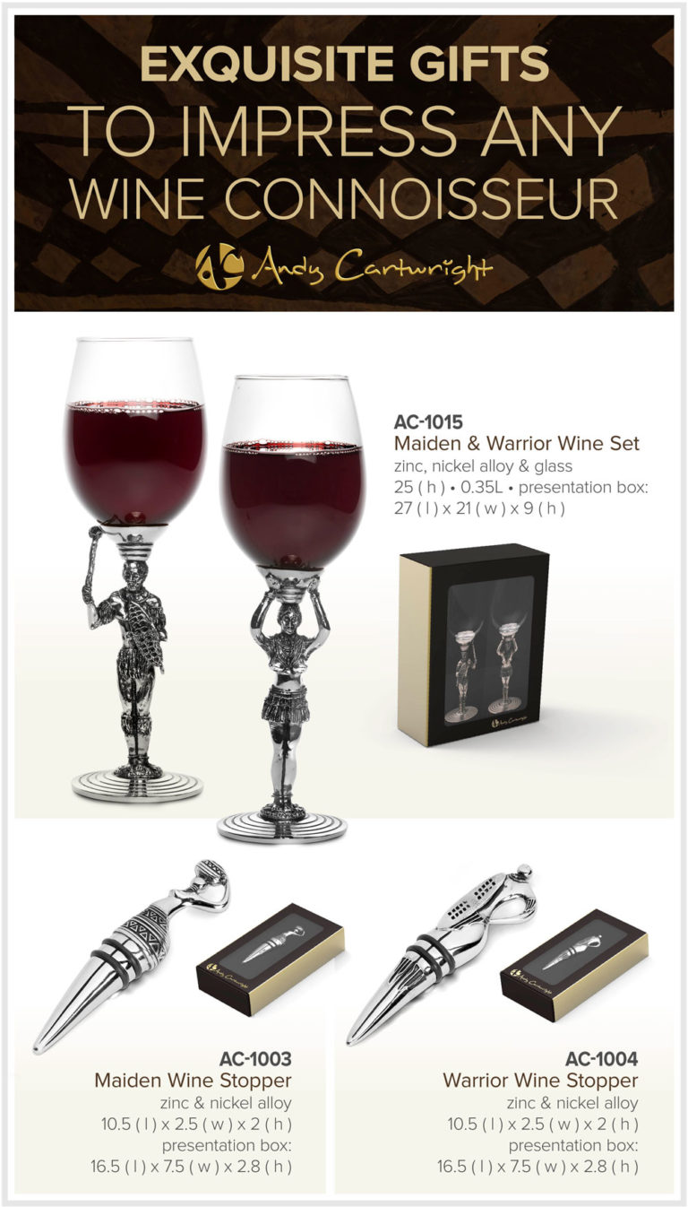 Exquisite gifts to impress any wine connoisseur