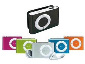 MP3 and Headphones