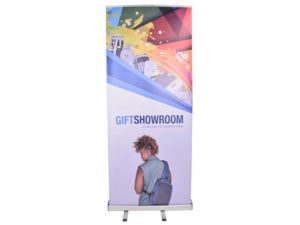 Budget Pull Up Banner [800Mm X 2000Mm]