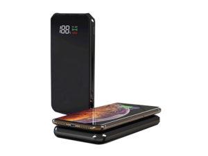 Jinotega - Memorii 8000Mah Glass Screen Wireless Powerbank