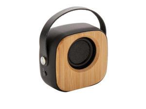 Kobryn - Memorii Bamboo Bluetooth Speaker (Anti-Microbial)